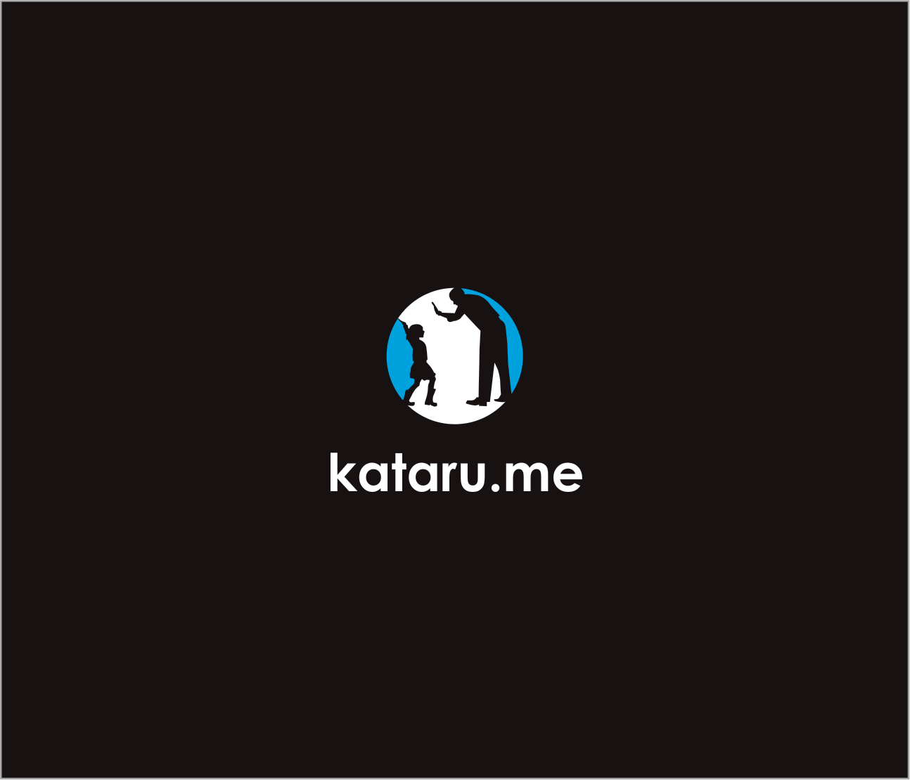 Logo Design by Armada Jamaluddin - Entry No. 92 in the Logo Design Contest Inspiring Logo Design for KATARU.ME.