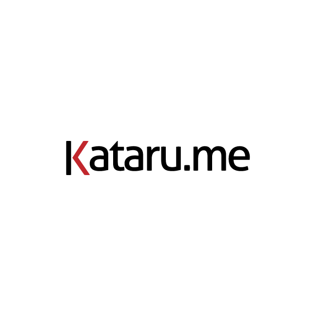 Logo Design by chinie05 - Entry No. 96 in the Logo Design Contest Inspiring Logo Design for KATARU.ME.