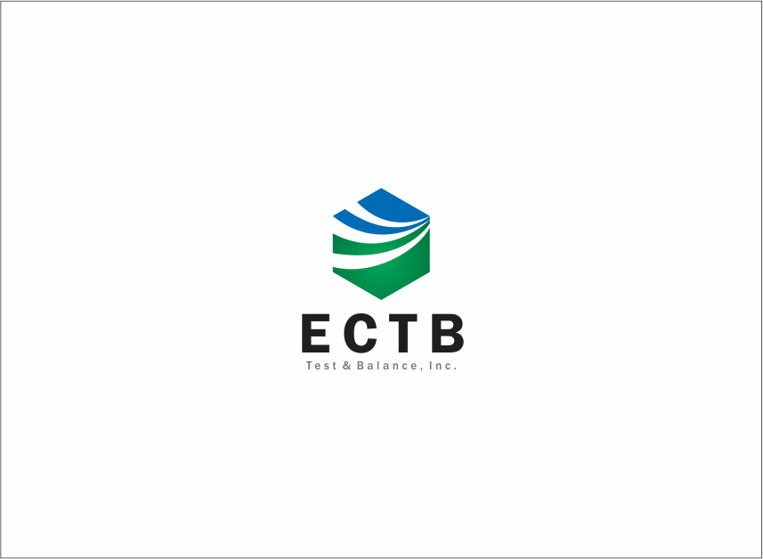 Logo Design by Armada Jamaluddin - Entry No. 54 in the Logo Design Contest Logo Design for East Coast Test & Balance, Inc. (ECTB).