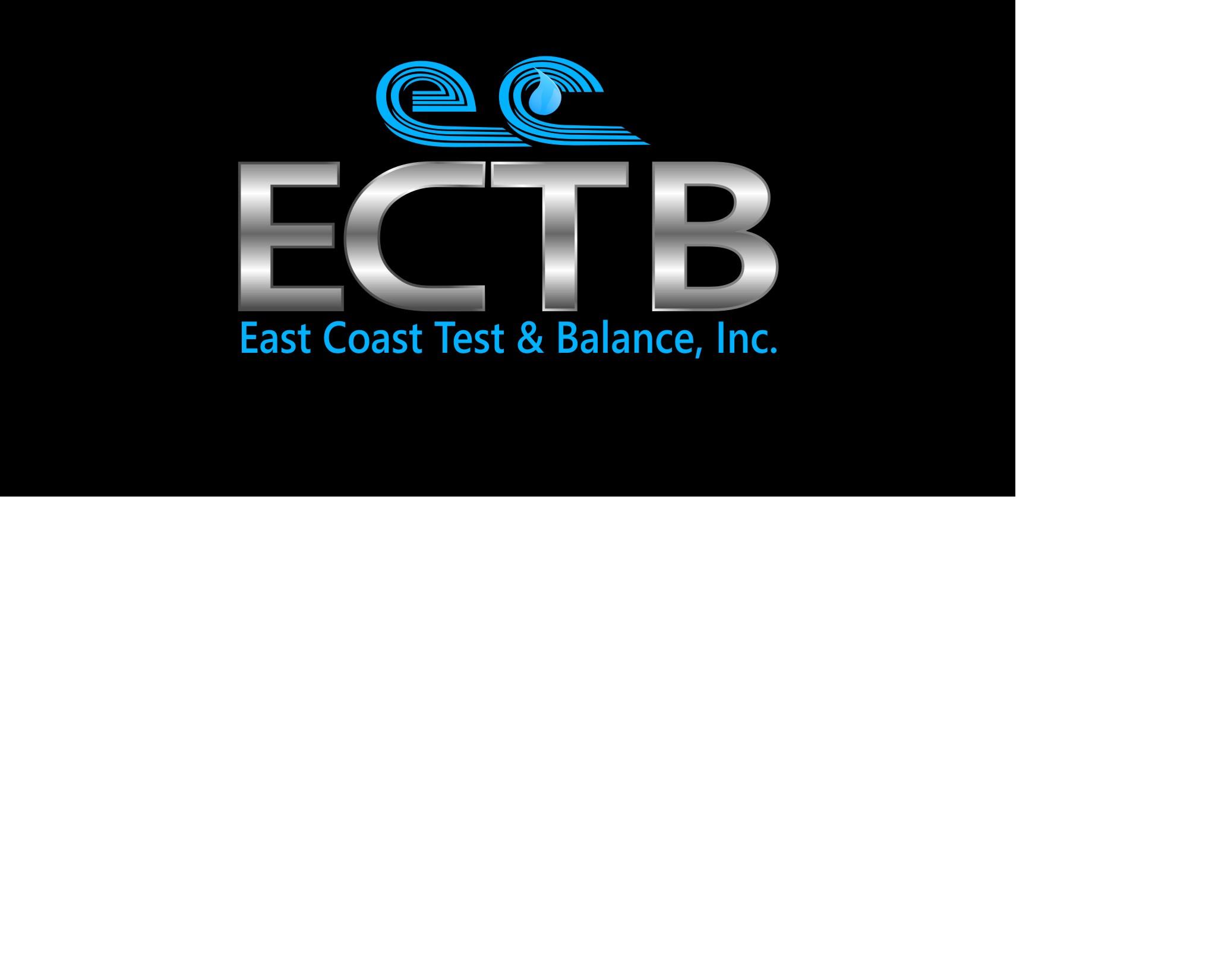 Logo Design by Robert Morgan - Entry No. 58 in the Logo Design Contest Logo Design for East Coast Test & Balance, Inc. (ECTB).