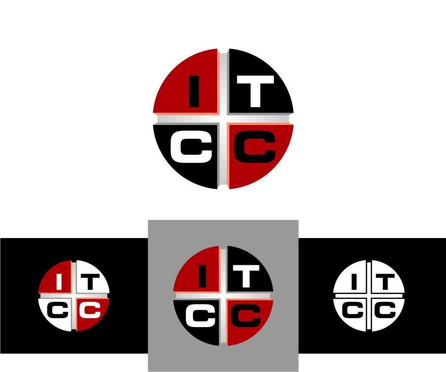 Logo Design by untung - Entry No. 113 in the Logo Design Contest Inspiring Logo Design for ITCC.