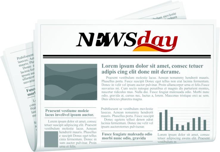 Logo Design by Ngepet_art - Entry No. 74 in the Logo Design Contest Artistic Logo Design for Newsday.