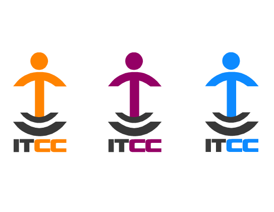 Logo Design by Ismail Adhi Wibowo - Entry No. 115 in the Logo Design Contest Inspiring Logo Design for ITCC.