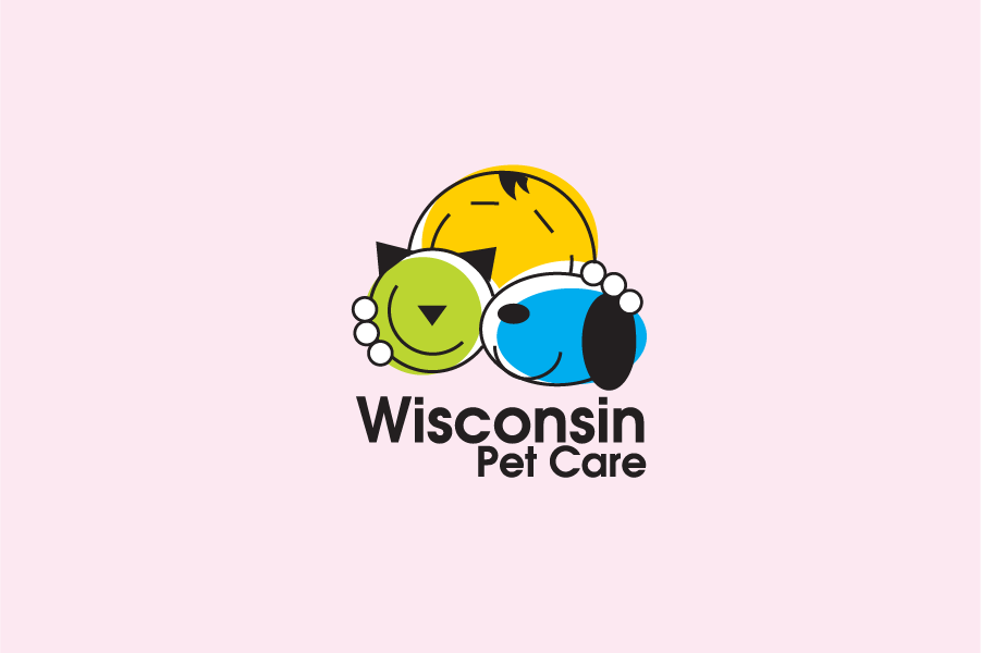Logo Design by Private User - Entry No. 31 in the Logo Design Contest Captivating Logo Design for Wisconsin Pet Care.