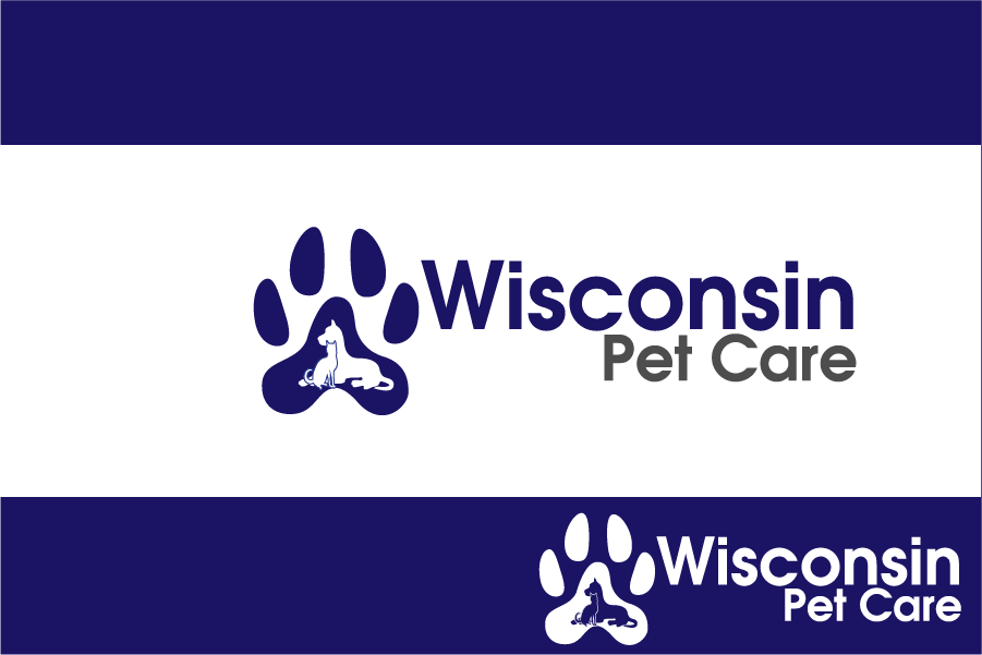Logo Design by Private User - Entry No. 34 in the Logo Design Contest Captivating Logo Design for Wisconsin Pet Care.