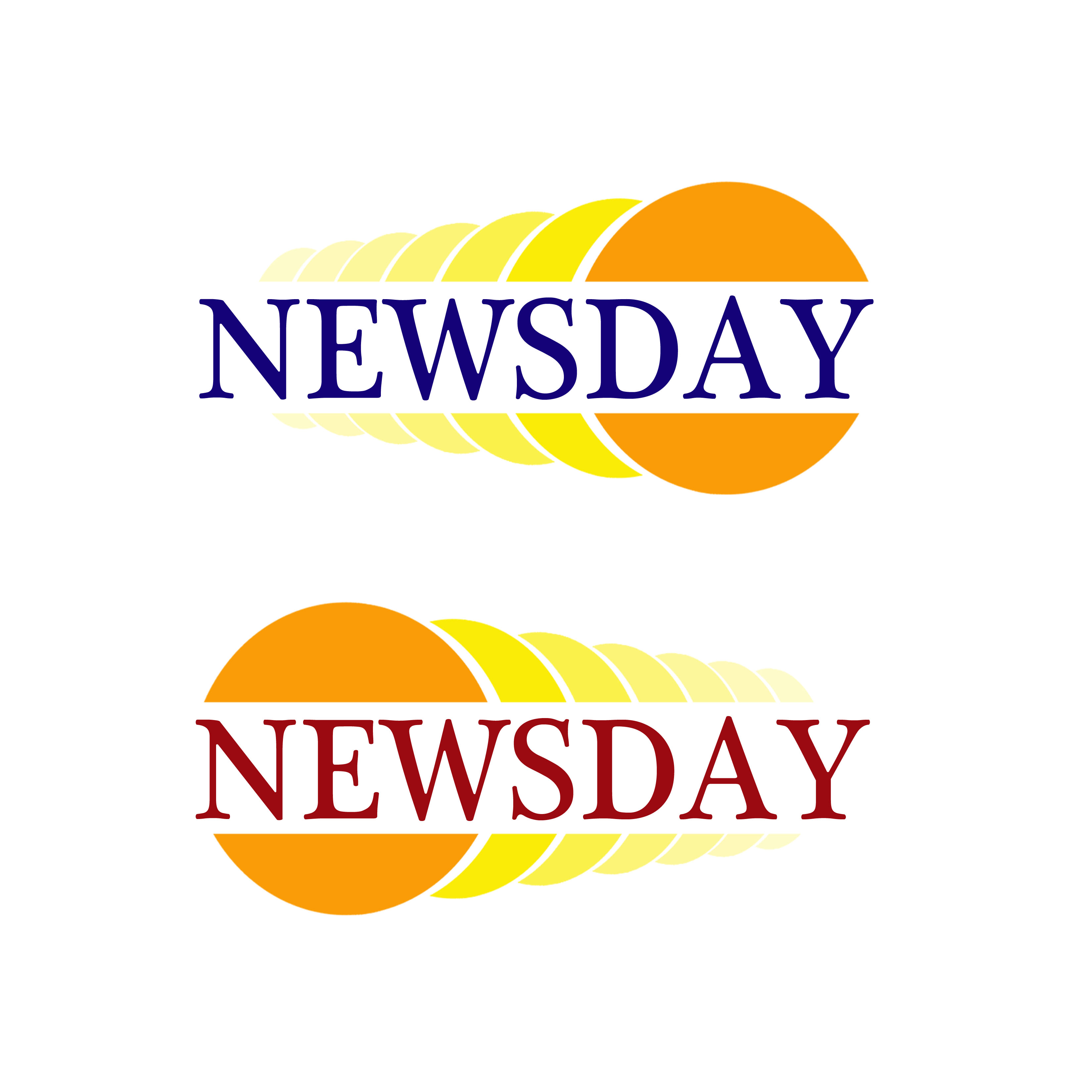 Logo Design by Allan Esclamado - Entry No. 79 in the Logo Design Contest Artistic Logo Design for Newsday.