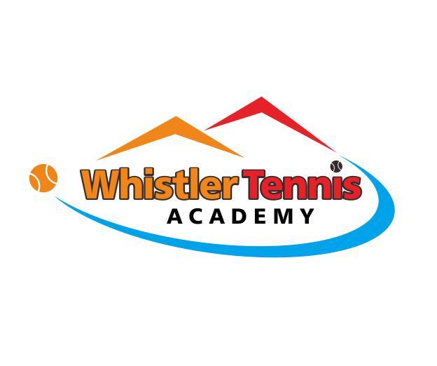 Logo Design by ronny - Entry No. 10 in the Logo Design Contest Imaginative Logo Design for Whistler Tennis Academy.
