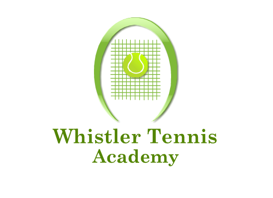 Logo Design by Ismail Adhi Wibowo - Entry No. 12 in the Logo Design Contest Imaginative Logo Design for Whistler Tennis Academy.