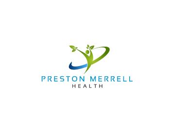 Logo Design by Private User - Entry No. 218 in the Logo Design Contest Creative Logo Design for Preston Merrell Health.