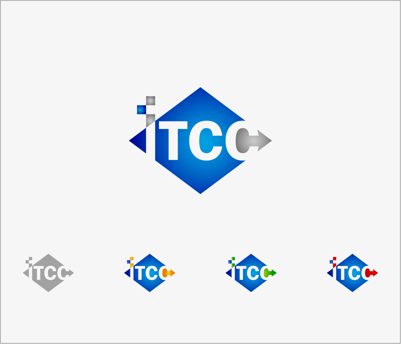 Logo Design by Armada Jamaluddin - Entry No. 118 in the Logo Design Contest Inspiring Logo Design for ITCC.