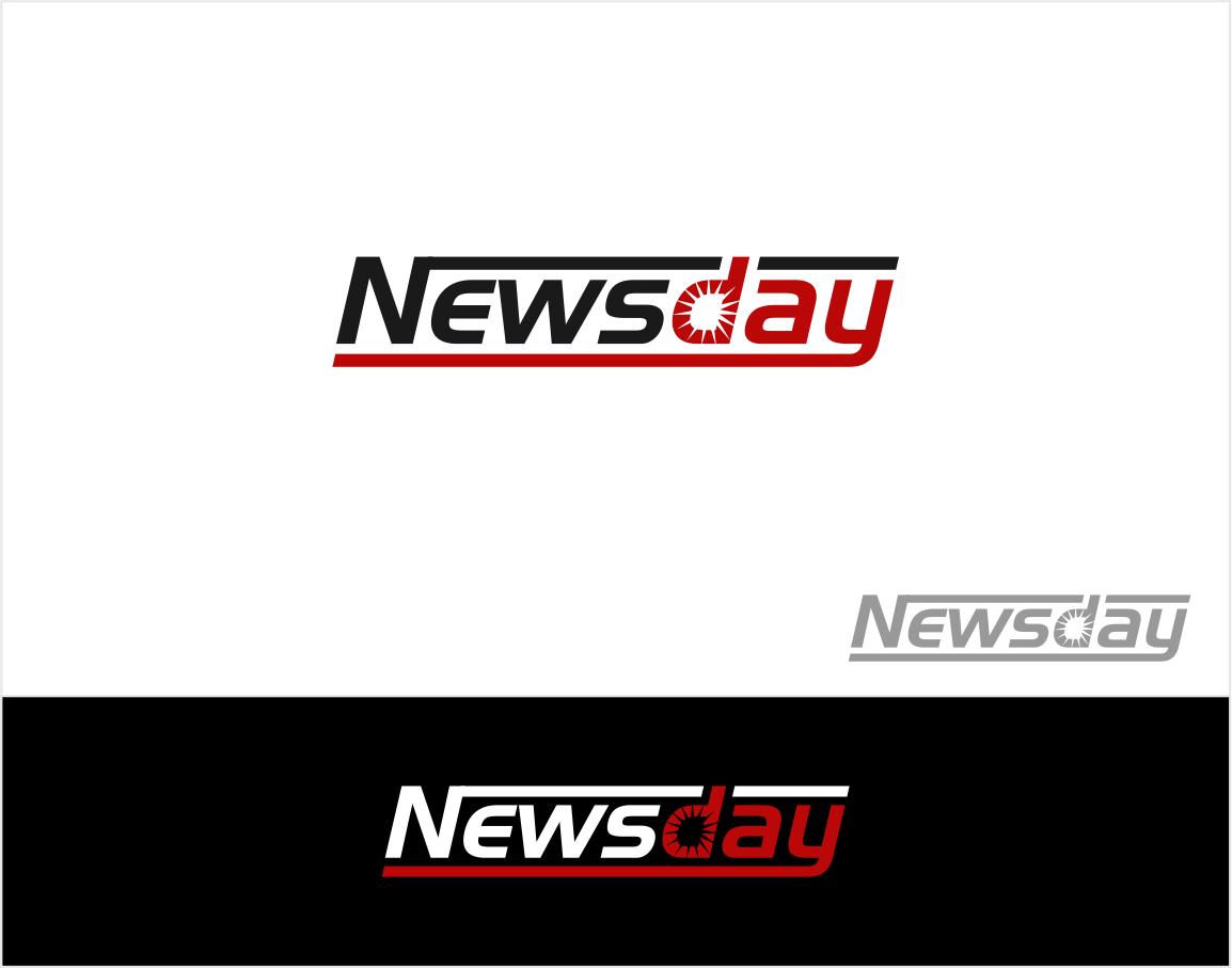 Logo Design by haidu - Entry No. 82 in the Logo Design Contest Artistic Logo Design for Newsday.