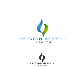 Logo Design by Private User - Entry No. 220 in the Logo Design Contest Creative Logo Design for Preston Merrell Health.