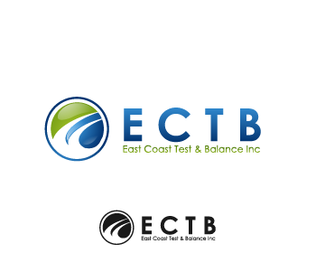 Logo Design by Private User - Entry No. 70 in the Logo Design Contest Logo Design for East Coast Test & Balance, Inc. (ECTB).