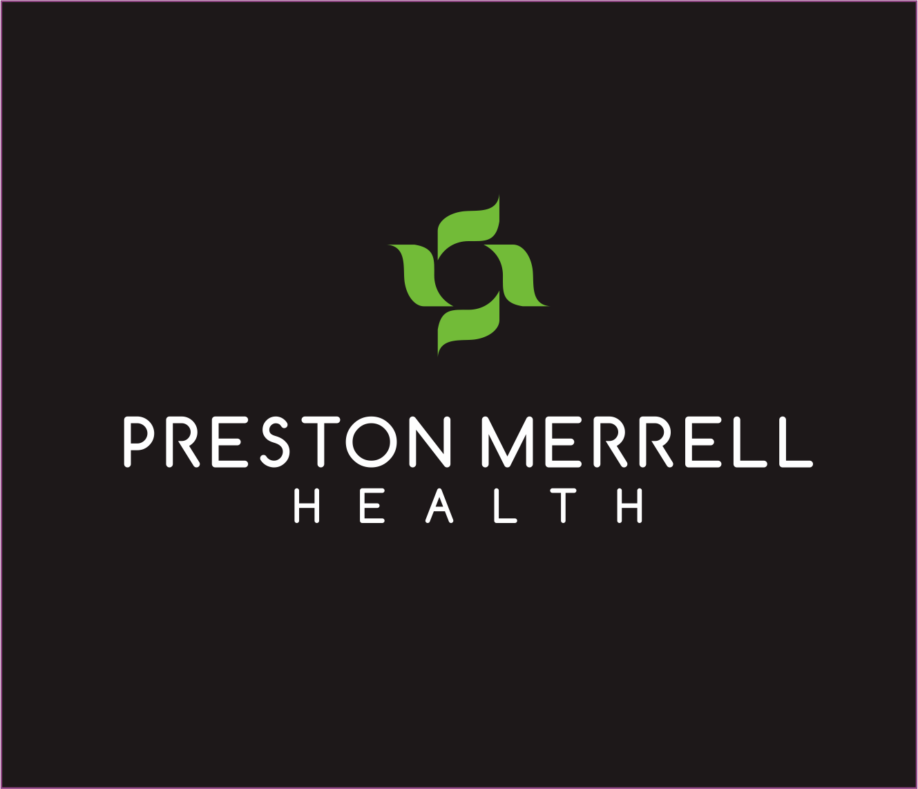 Logo Design by Armada Jamaluddin - Entry No. 224 in the Logo Design Contest Creative Logo Design for Preston Merrell Health.