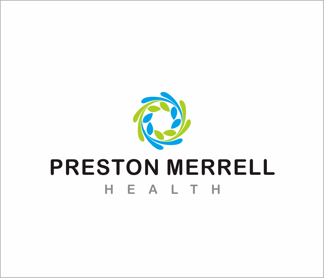 Logo Design by Armada Jamaluddin - Entry No. 225 in the Logo Design Contest Creative Logo Design for Preston Merrell Health.
