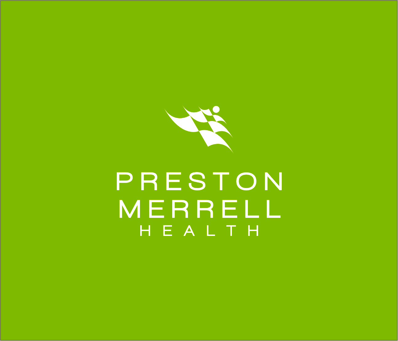 Logo Design by Armada Jamaluddin - Entry No. 226 in the Logo Design Contest Creative Logo Design for Preston Merrell Health.
