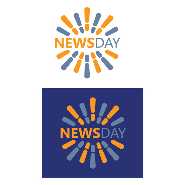 Logo Design by danelav - Entry No. 83 in the Logo Design Contest Artistic Logo Design for Newsday.