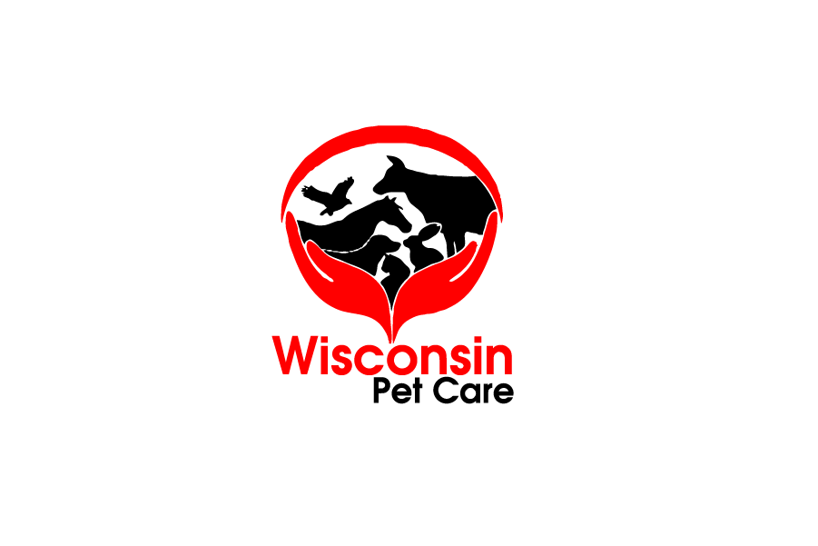 Logo Design by Private User - Entry No. 37 in the Logo Design Contest Captivating Logo Design for Wisconsin Pet Care.