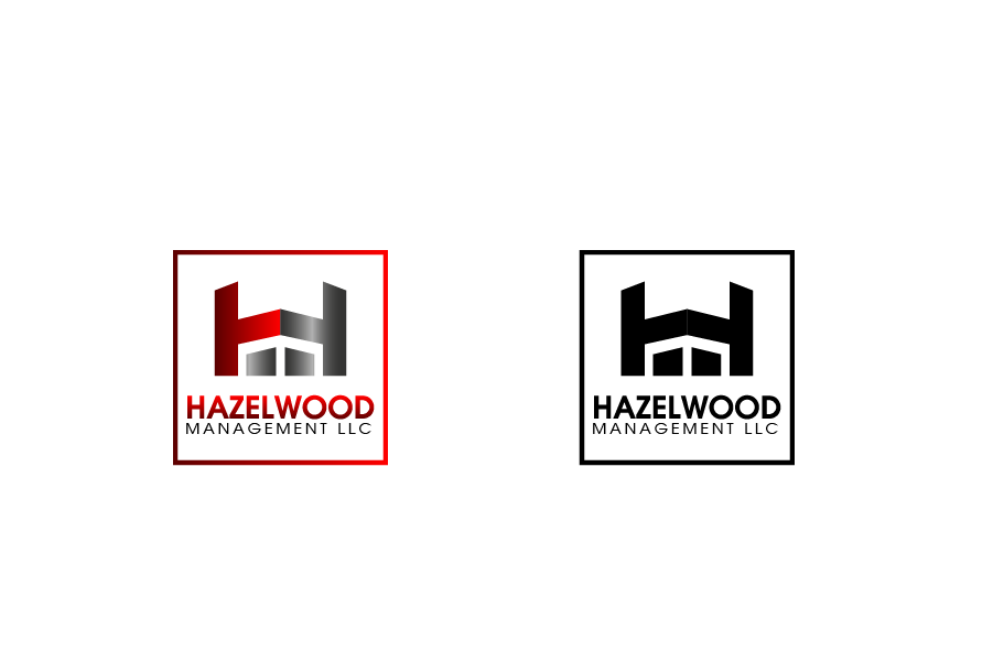 Logo Design by Private User - Entry No. 62 in the Logo Design Contest Hazelwood Management LLC Logo Design.