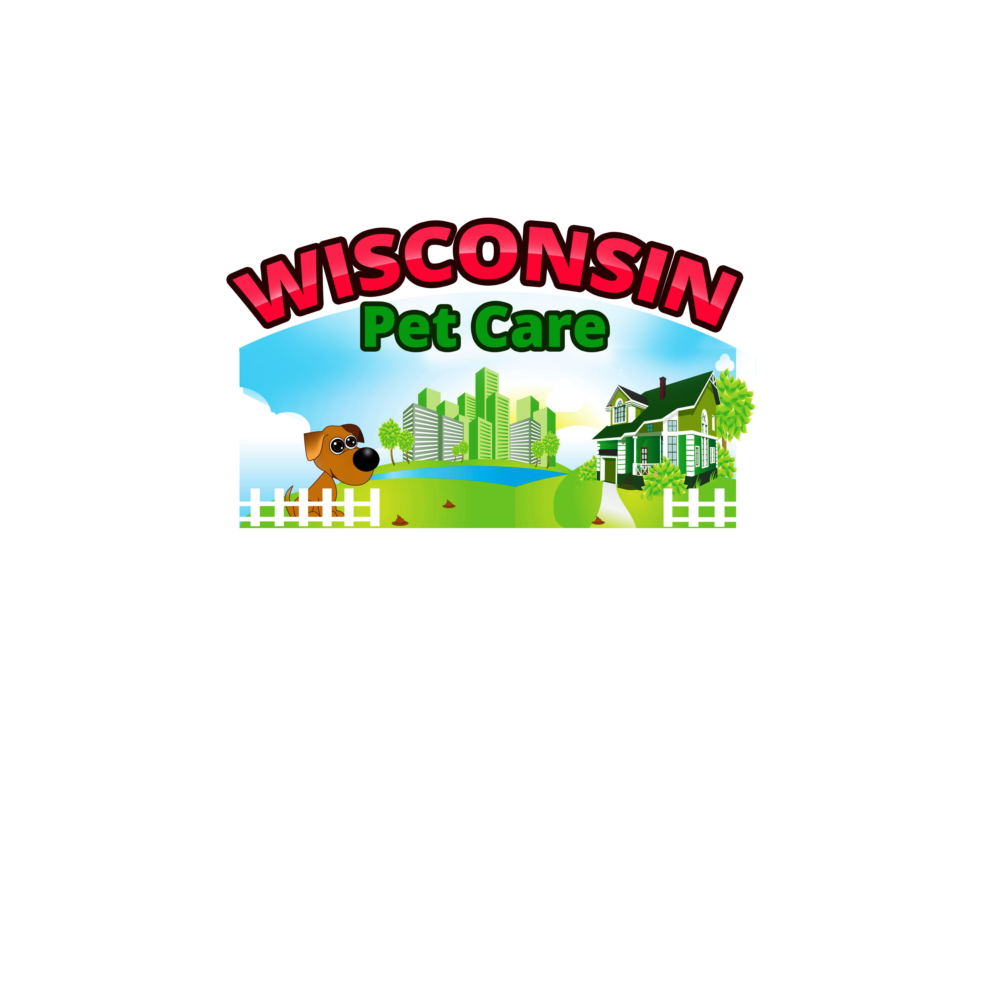 Logo Design by Allan Esclamado - Entry No. 39 in the Logo Design Contest Captivating Logo Design for Wisconsin Pet Care.