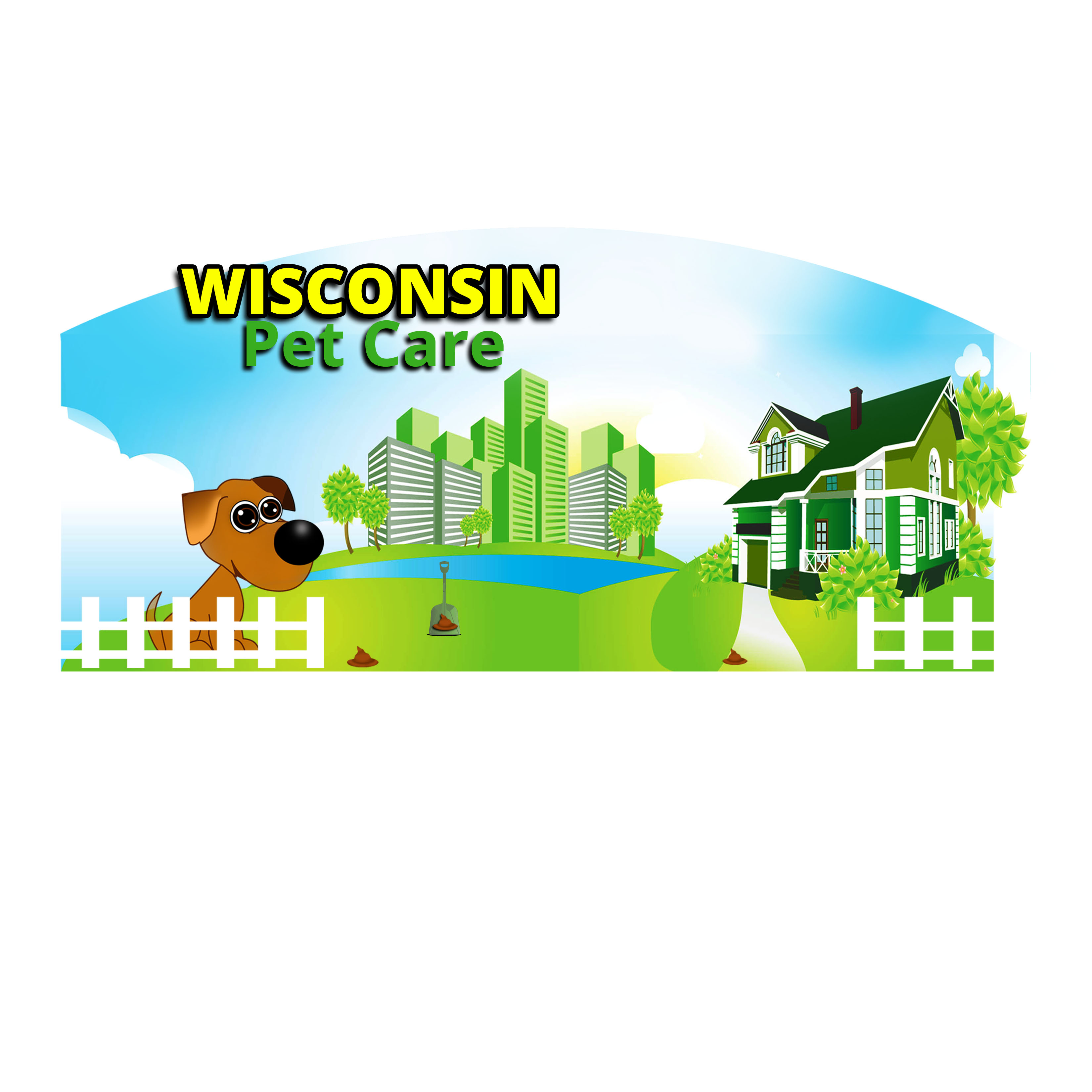 Logo Design by Allan Esclamado - Entry No. 42 in the Logo Design Contest Captivating Logo Design for Wisconsin Pet Care.
