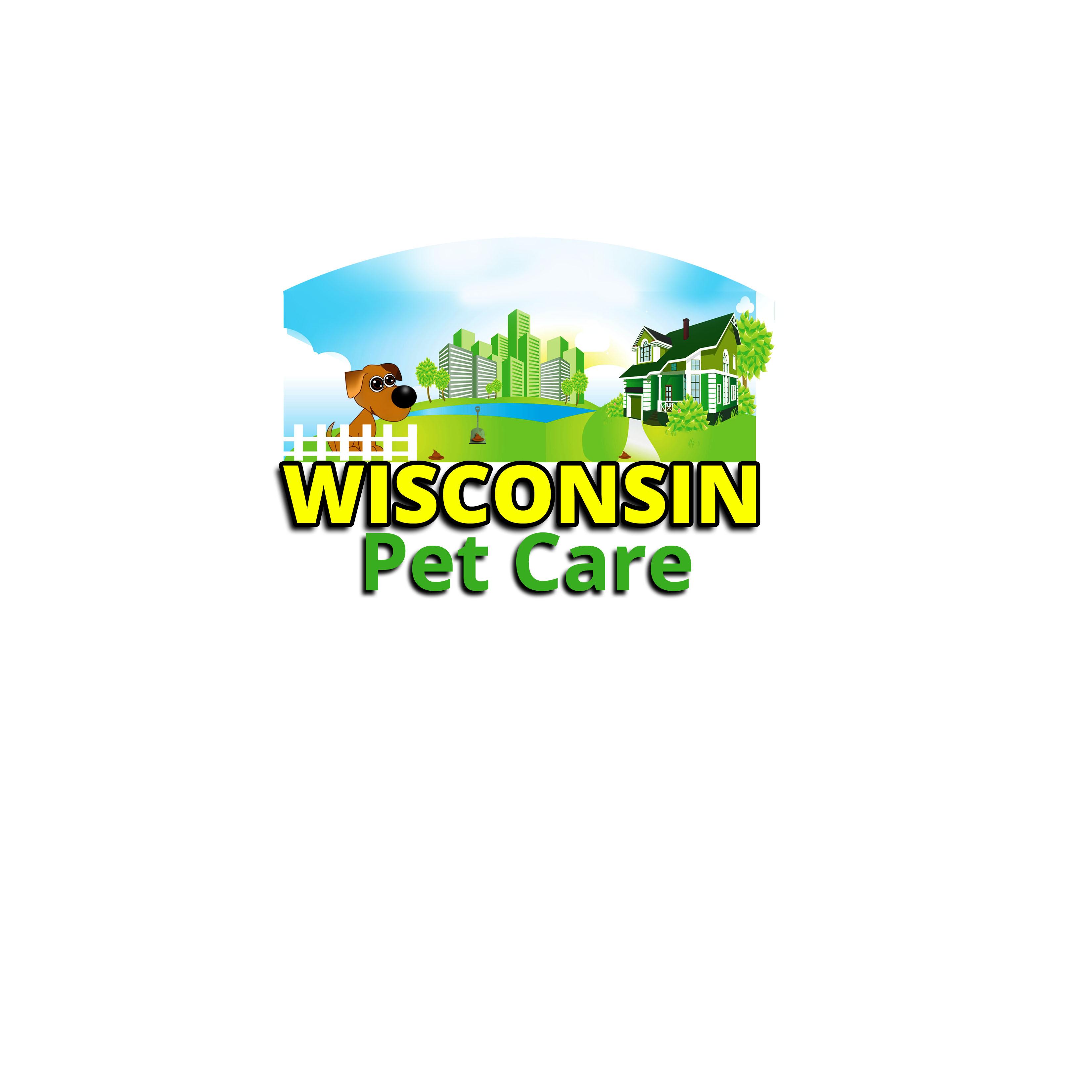 Logo Design by Allan Esclamado - Entry No. 43 in the Logo Design Contest Captivating Logo Design for Wisconsin Pet Care.