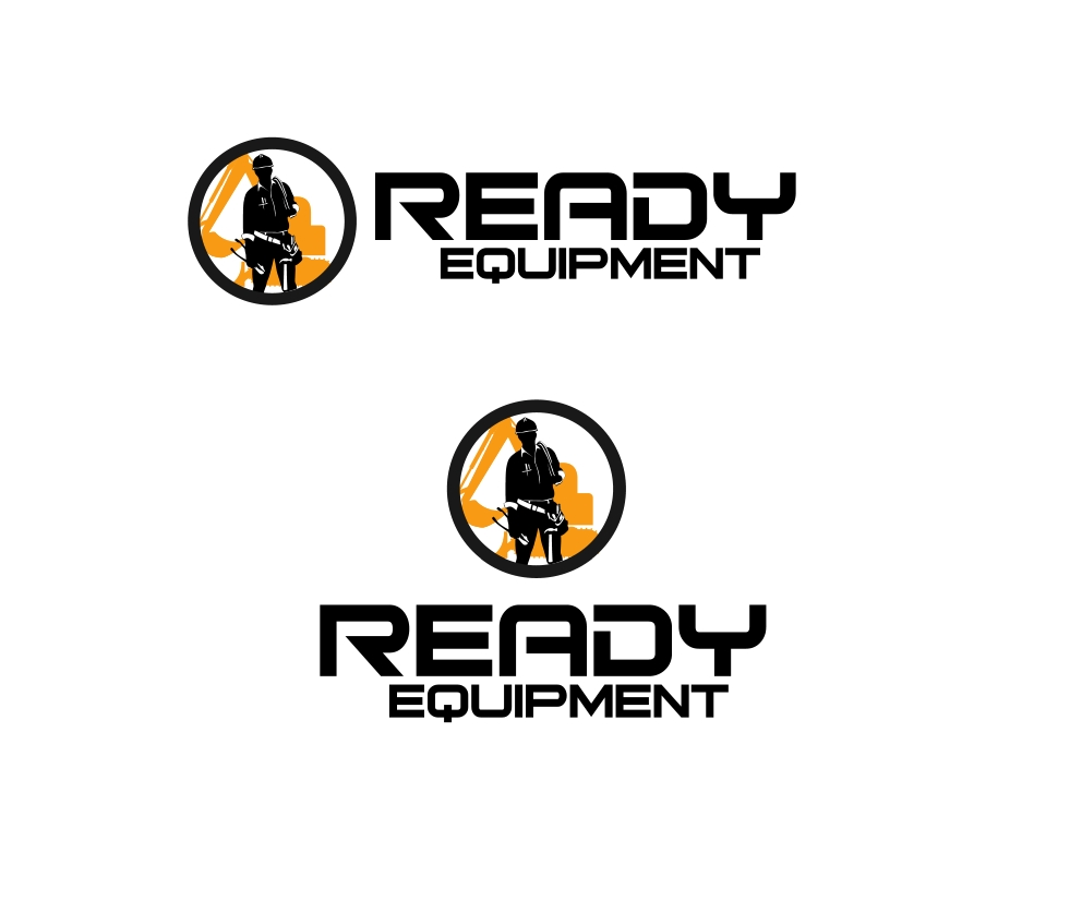 Logo Design by Private User - Entry No. 1 in the Logo Design Contest Ready Equipment  Logo Design.
