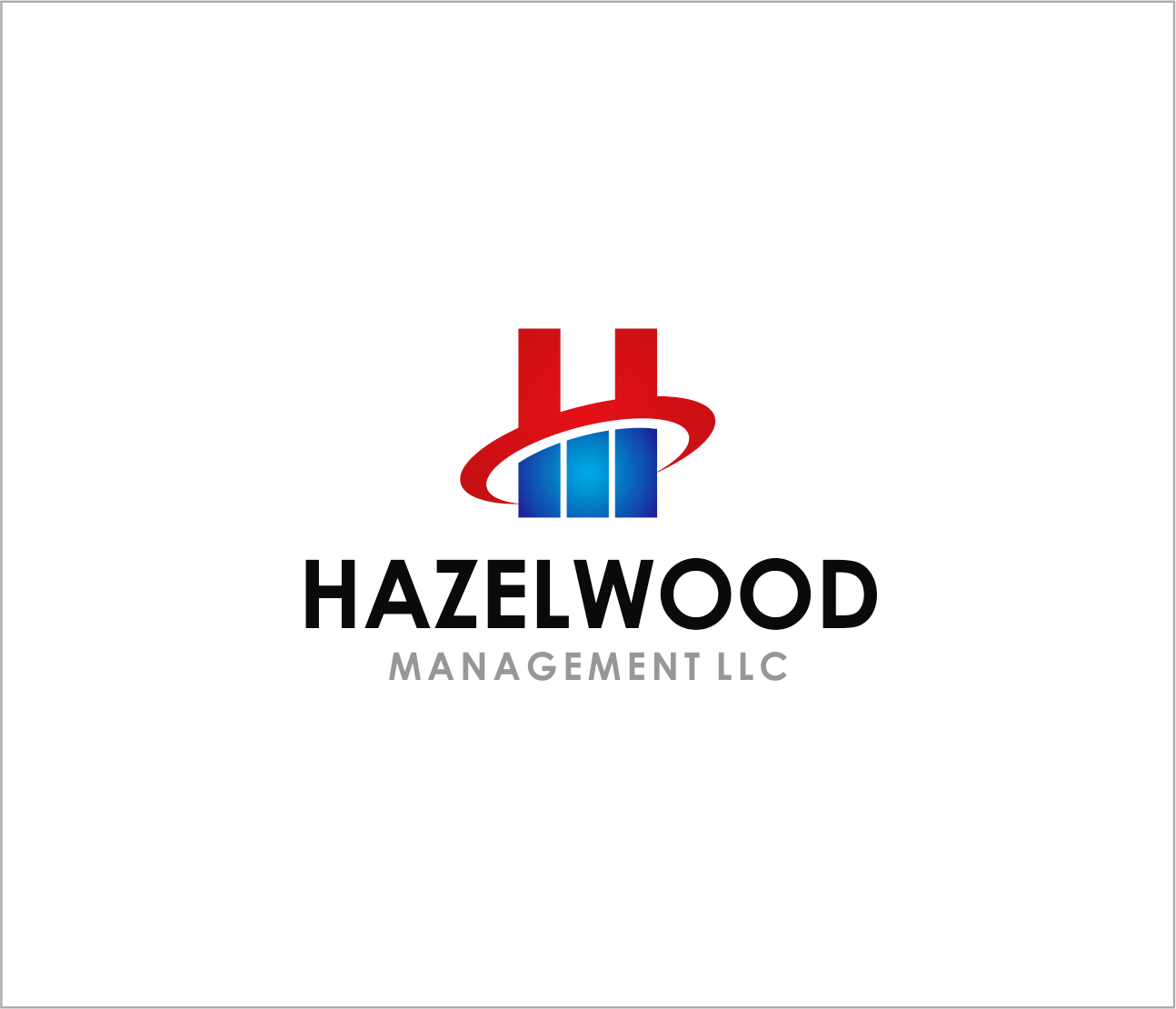 Logo Design by Armada Jamaluddin - Entry No. 64 in the Logo Design Contest Hazelwood Management LLC Logo Design.