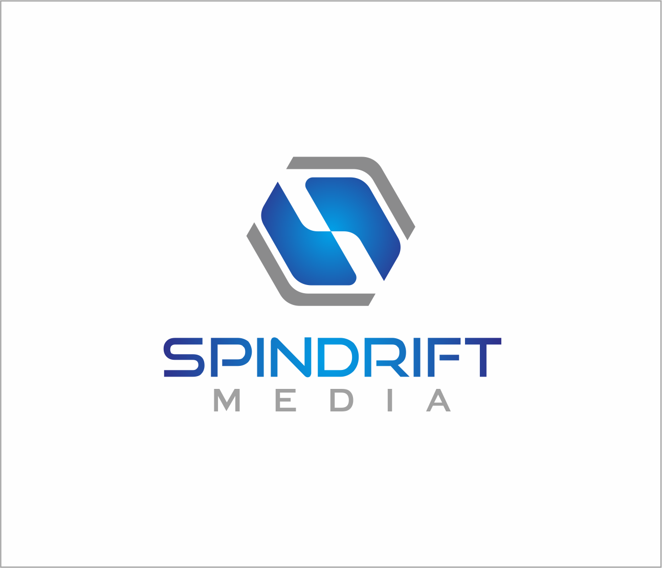Logo Design by Armada Jamaluddin - Entry No. 53 in the Logo Design Contest Inspiring Logo Design for Spindrift Media.