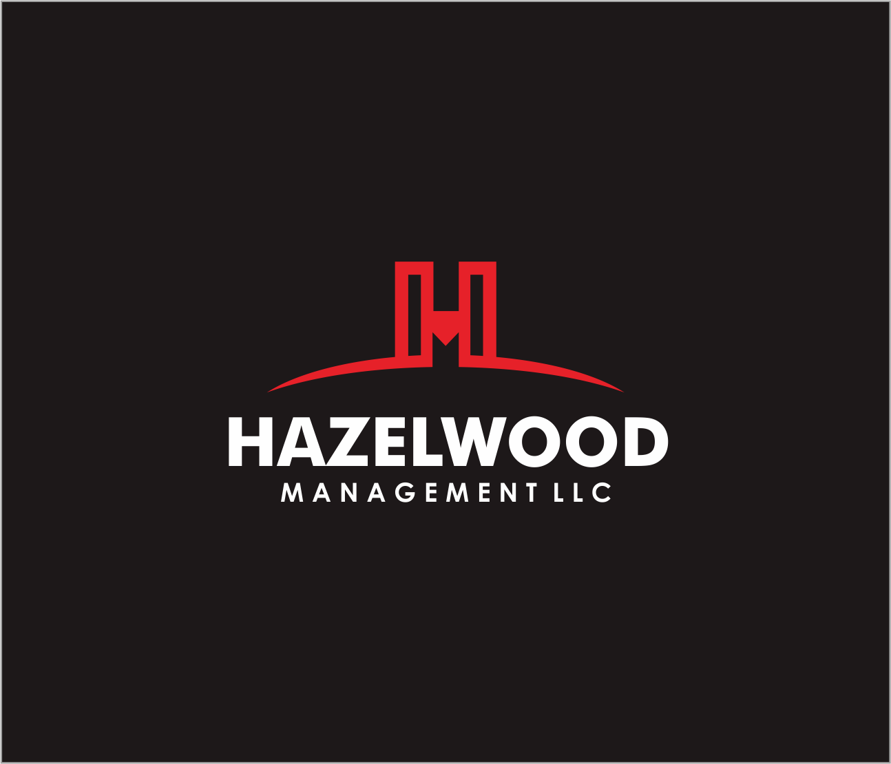 Logo Design by Armada Jamaluddin - Entry No. 68 in the Logo Design Contest Hazelwood Management LLC Logo Design.
