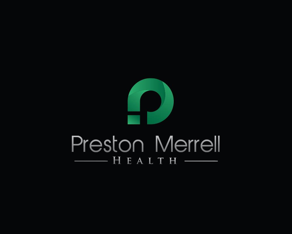 Logo Design by roc - Entry No. 238 in the Logo Design Contest Creative Logo Design for Preston Merrell Health.