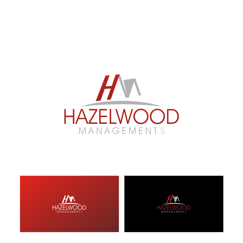 Logo Design by graphicleaf - Entry No. 69 in the Logo Design Contest Hazelwood Management LLC Logo Design.