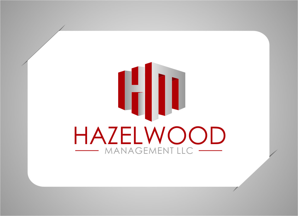 Logo Design by Ngepet_art - Entry No. 70 in the Logo Design Contest Hazelwood Management LLC Logo Design.