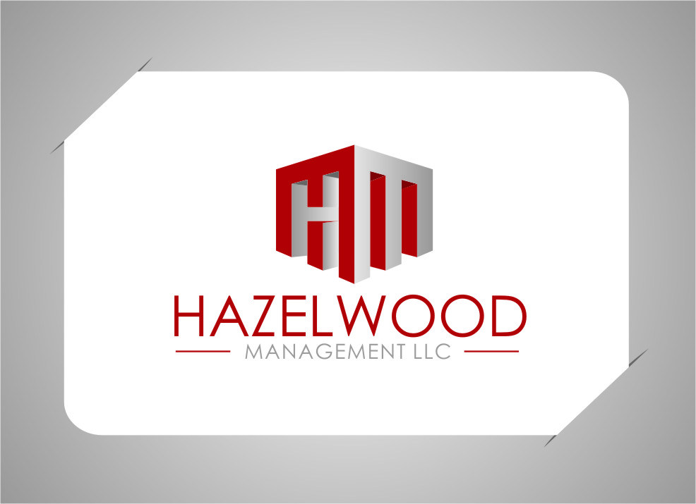 Logo Design by RasYa Muhammad Athaya - Entry No. 71 in the Logo Design Contest Hazelwood Management LLC Logo Design.