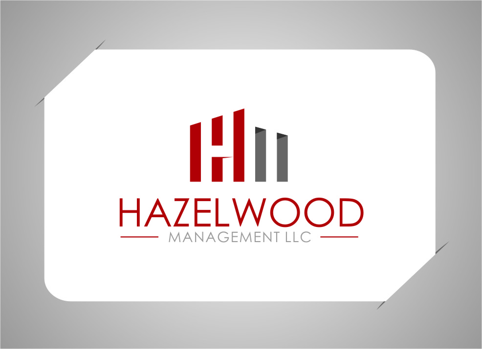 Logo Design by RasYa Muhammad Athaya - Entry No. 72 in the Logo Design Contest Hazelwood Management LLC Logo Design.