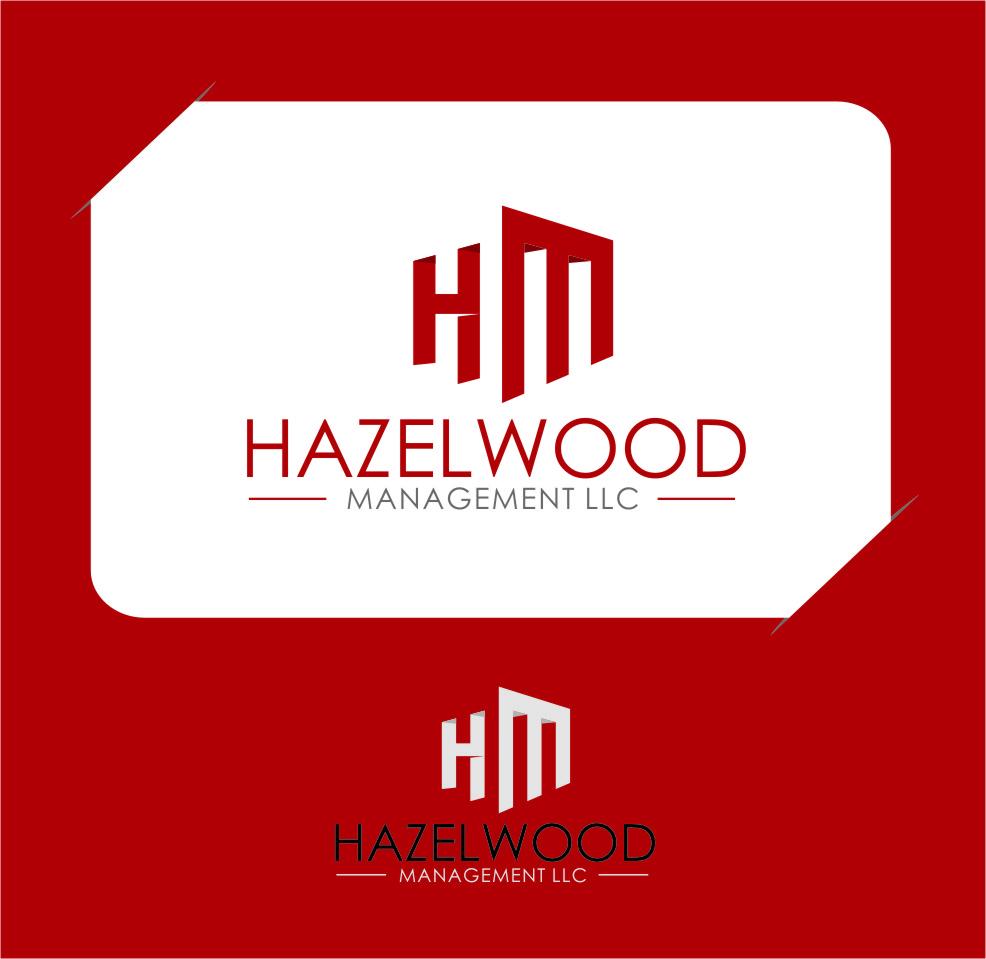 Logo Design by RasYa Muhammad Athaya - Entry No. 74 in the Logo Design Contest Hazelwood Management LLC Logo Design.
