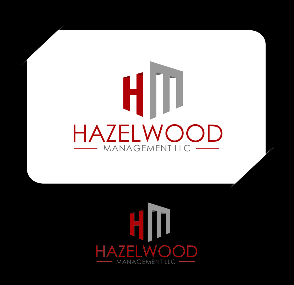 Logo Design by RasYa Muhammad Athaya - Entry No. 76 in the Logo Design Contest Hazelwood Management LLC Logo Design.