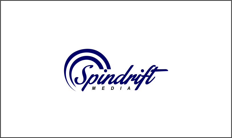 Logo Design by Agus Martoyo - Entry No. 62 in the Logo Design Contest Inspiring Logo Design for Spindrift Media.