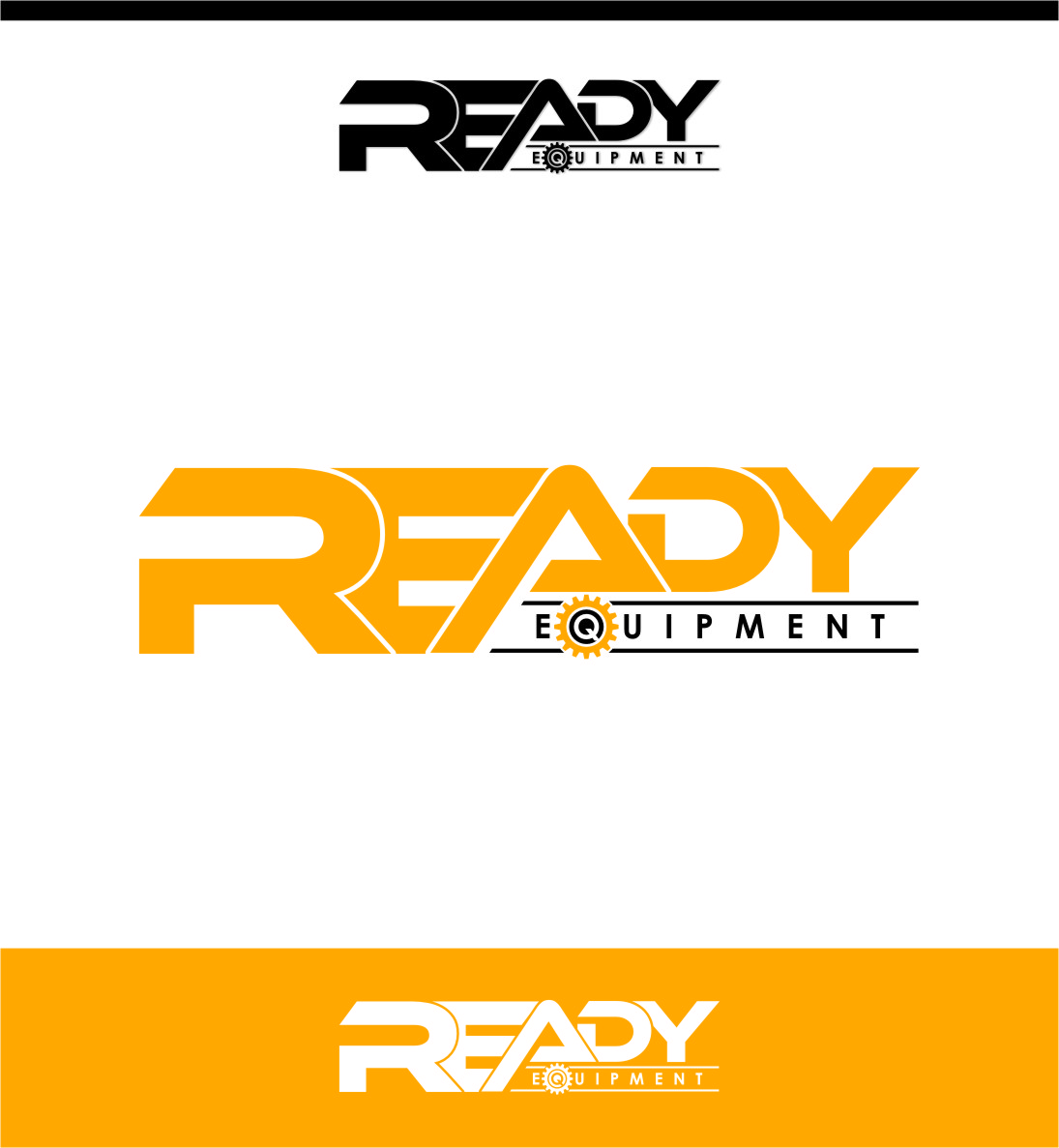 Logo Design by RasYa Muhammad Athaya - Entry No. 10 in the Logo Design Contest Ready Equipment  Logo Design.