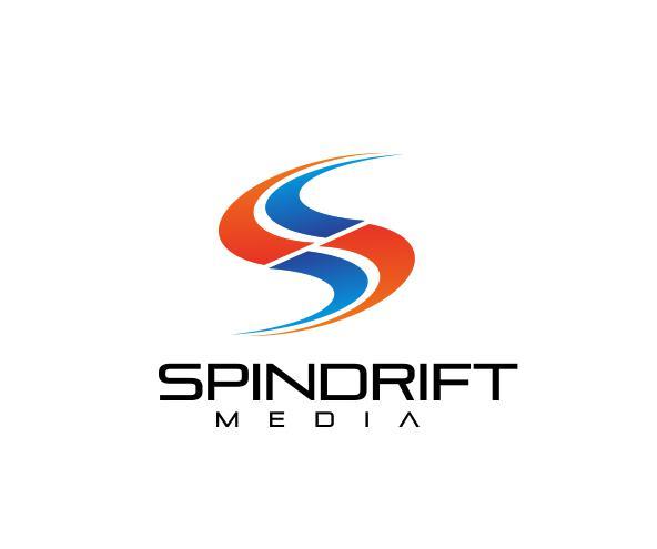 Logo Design by ronny - Entry No. 63 in the Logo Design Contest Inspiring Logo Design for Spindrift Media.
