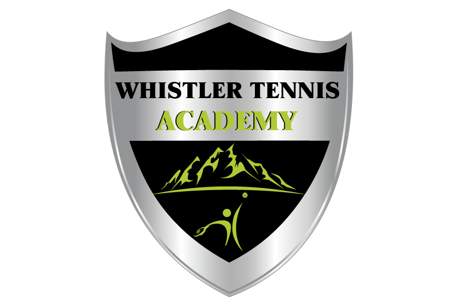 Logo Design by Private User - Entry No. 25 in the Logo Design Contest Imaginative Logo Design for Whistler Tennis Academy.