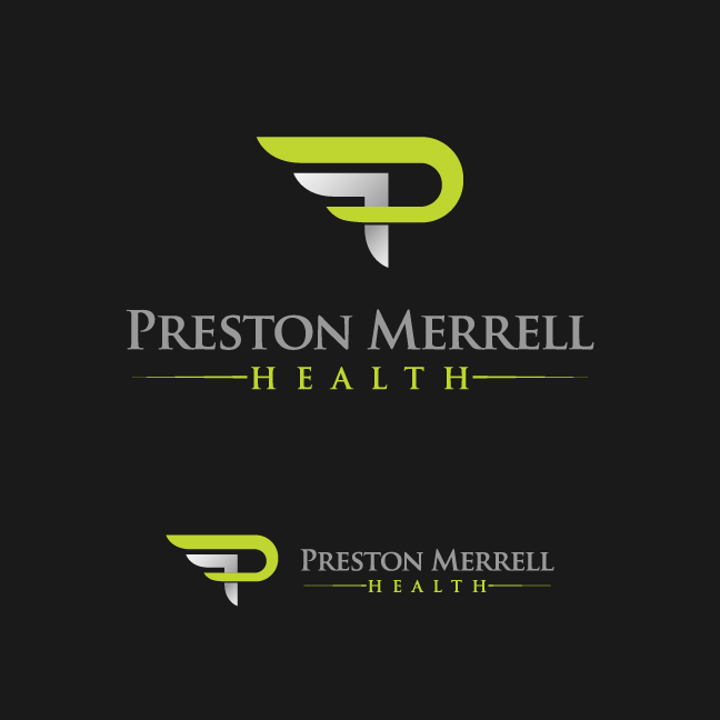 Logo Design by chinie05 - Entry No. 243 in the Logo Design Contest Creative Logo Design for Preston Merrell Health.
