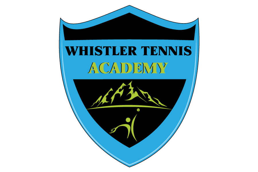 Logo Design by Private User - Entry No. 26 in the Logo Design Contest Imaginative Logo Design for Whistler Tennis Academy.