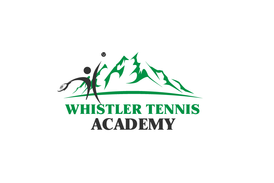 Logo Design by Private User - Entry No. 28 in the Logo Design Contest Imaginative Logo Design for Whistler Tennis Academy.