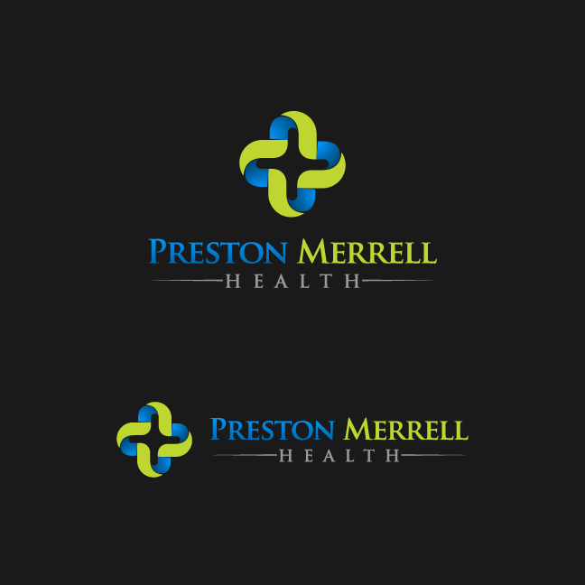 Logo Design by chinie05 - Entry No. 247 in the Logo Design Contest Creative Logo Design for Preston Merrell Health.