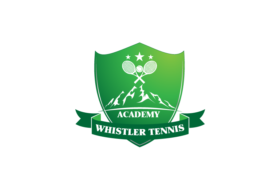 Logo Design by Private User - Entry No. 29 in the Logo Design Contest Imaginative Logo Design for Whistler Tennis Academy.