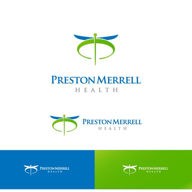 Logo Design by chinie05 - Entry No. 248 in the Logo Design Contest Creative Logo Design for Preston Merrell Health.