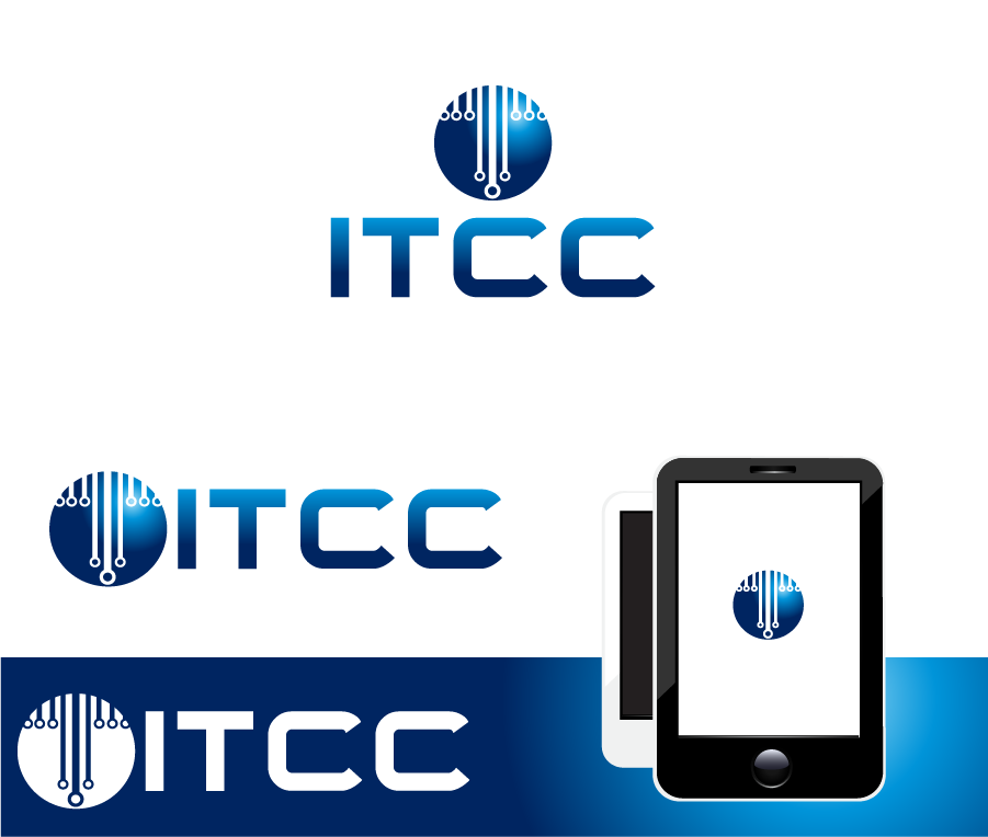 Logo Design by Private User - Entry No. 127 in the Logo Design Contest Inspiring Logo Design for ITCC.