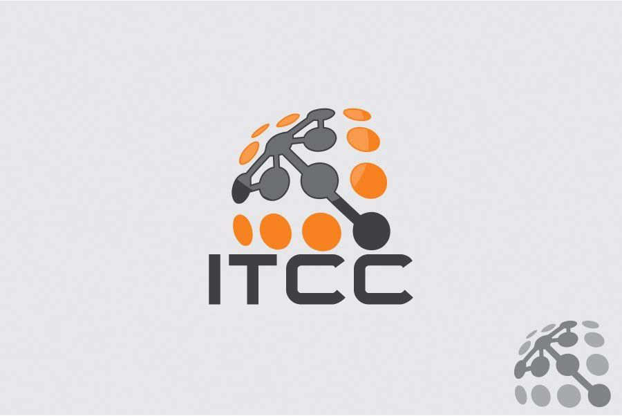 Logo Design by Private User - Entry No. 133 in the Logo Design Contest Inspiring Logo Design for ITCC.