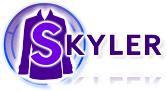 Logo Design by shaqbarry - Entry No. 198 in the Logo Design Contest Skyler Clothing Logo.